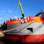 Προηγμένο Έργο Πυρoπροστασίας Πλοίου από την  ZARIFOPOULOS BULGARIA