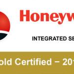 Honeywell ISC: Χρυσή Διάκριση για τέταρτη συνεχή χρονιά στην ΖΑΡΙΦΟΠΟΥΛΟΣ