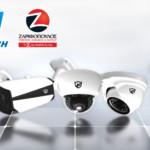 ΖΑΡΙΦΟΠΟΥΛΟΣ- JF TECH: Αποκλειστική διάθεση νέων καινοτόμων προϊόντων CCTV υψηλής τεχνολογίας